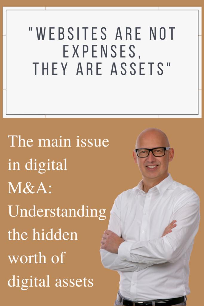 Digital M&A consultant